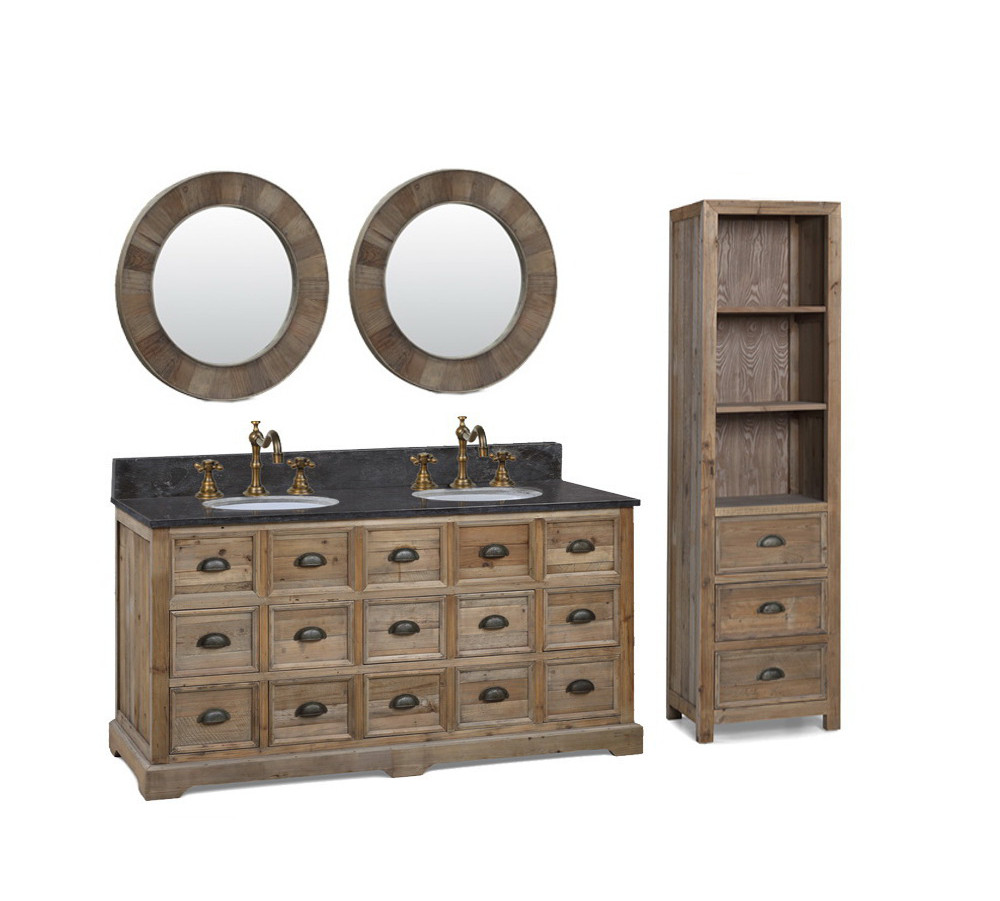 sink vanity wk1810 side cabinet wk1811 mirror infurniture vanity