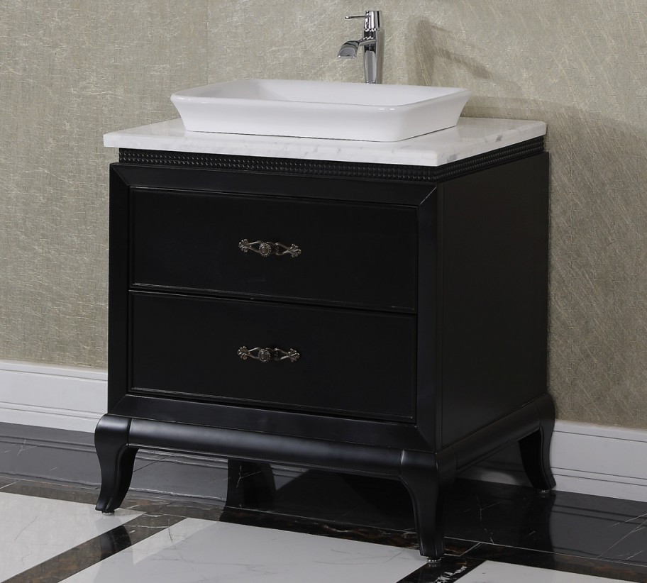Wb 14180 infurniture vanity furniture - Bathroom vanities 32 inches wide ...